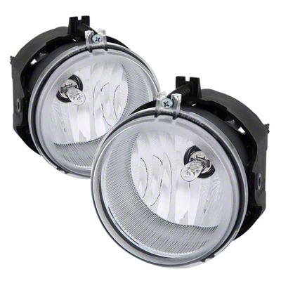 Axial Clear OE Style Fog Lights (11-14 All)
