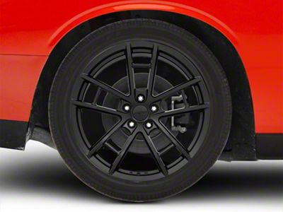 MRR M392 Black Wheel - 20x11 (08-19 All)