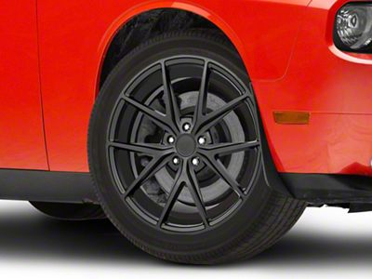 Niche Misano Matte Black Wheel - 20x9 (08-19 All)