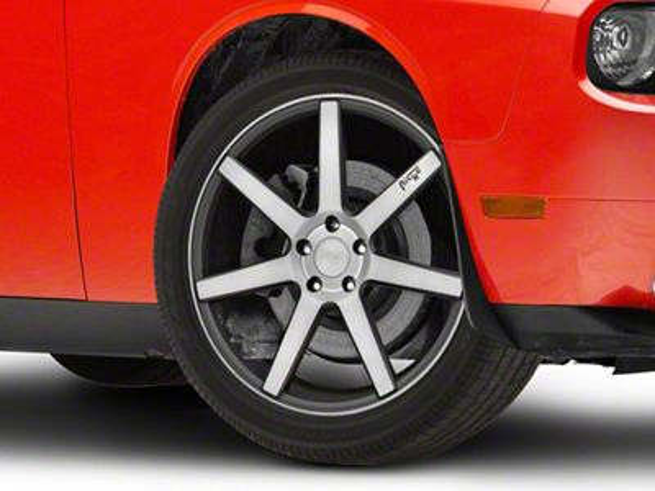 Niche Verona Black Machined Wheel - 20x9 (08-19 All)