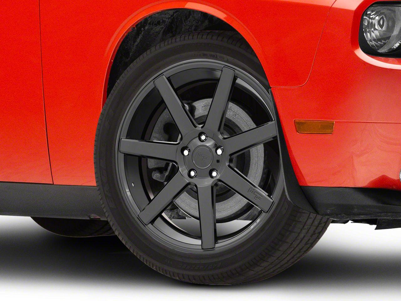 Niche Verona Gloss Black Wheel - 20x9 (08-19 All)