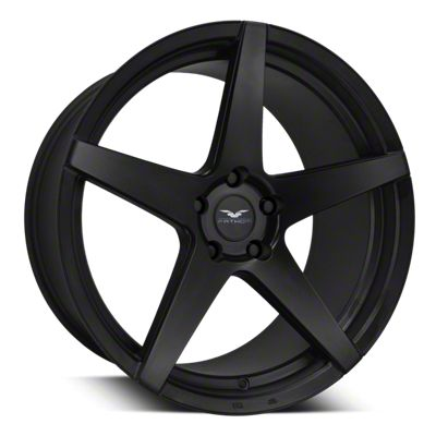 Fathom Designs Stern Satin Black Wheel - 22x9 (08-19 All)