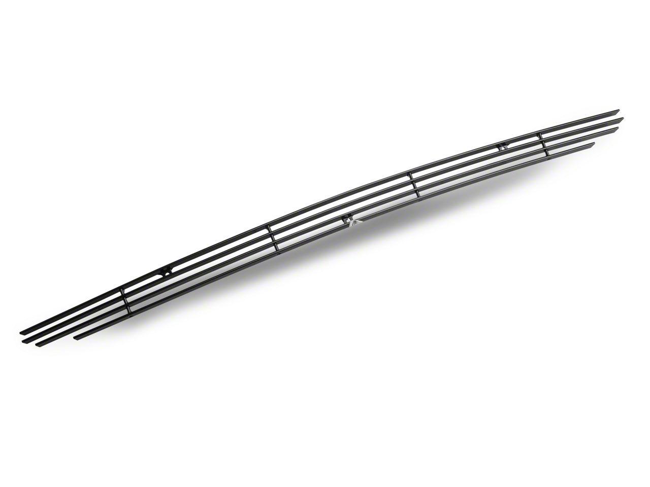 Modern Billet Lower Grille Overlay - Black (08-10 All)
