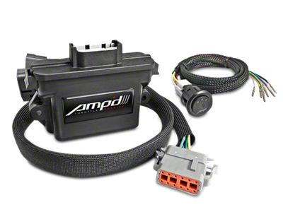 Amp'd Throttle Booster w/ Switch (10-16 All)