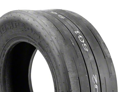 Mickey Thompson ET Street R Bias Tire (15 in., 17 in.)