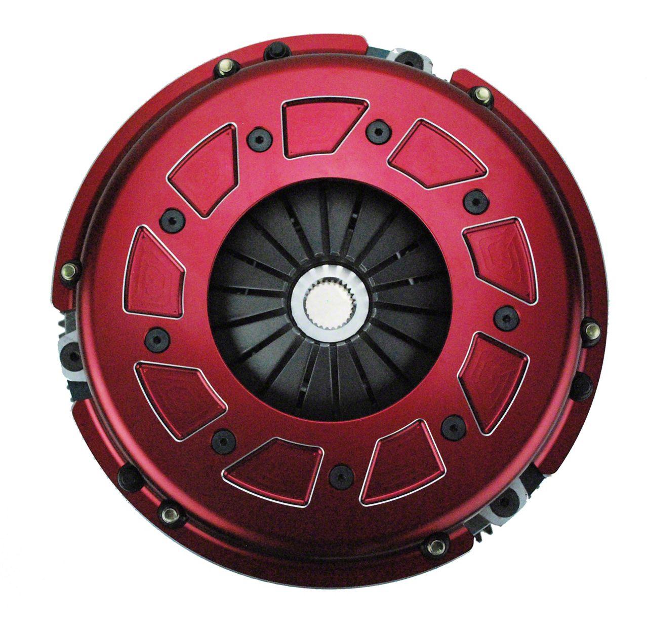RAM Pro Street Dual Disc Clutch w/ Steel Flywheel - 26 Spline (08-10 V8 HEMI; 11.5-19 V8 HEMI)