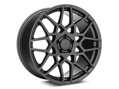 Charcoal 2013 GT500 Style Wheels<br />('10-'14 Mustang)