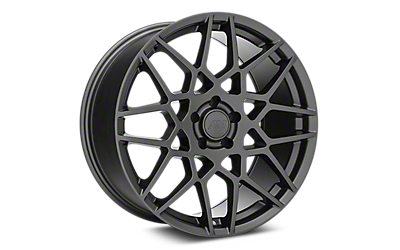 Charcoal 2013 Style GT500 Wheels 2005-2009