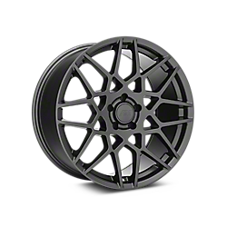Charcoal 2013 GT500 Style Wheels 2015-2020