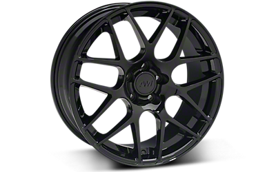 Charcoal AMR Wheels 2010-2014