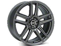 Charcoal Boss Laguna Seca Style Wheels<br />('05-'09 Mustang)