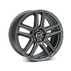 Charcoal Boss Laguna Seca Style Wheels 2015-2020