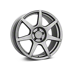 Charcoal GT350R Style Wheels 2015-2020