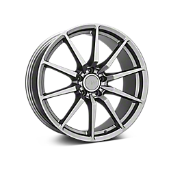 Charcoal GT350 Style Wheels 2015-2020