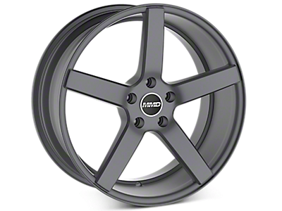 Charcoal MMD 551C Wheels<br />('15-'19 Mustang)