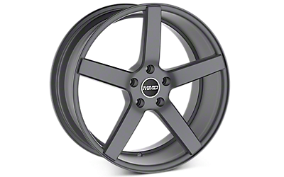 Charcoal MMD 551C Wheels 2005-2009