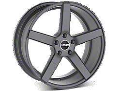 Charcoal MMD 551C Wheels<br />('15-'21 Mustang)