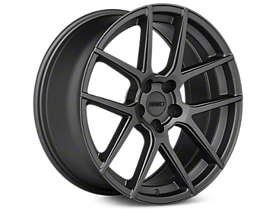 Charcoal MMD Zeven Wheels<br />('05-'09 Mustang)