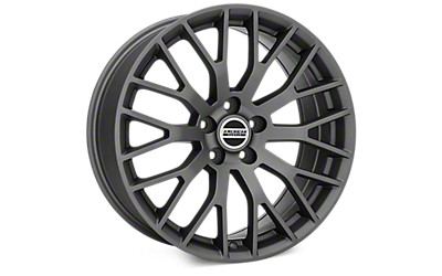 Charcoal Performance Pack Wheels 2005-2009