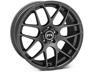 Charcoal RTR Wheels<br />('15-'21 Mustang)