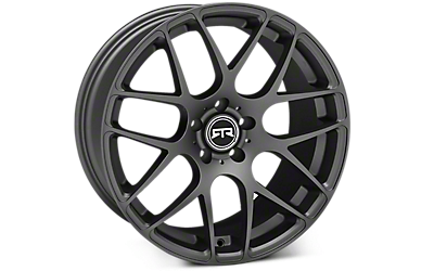 Charcoal RTR Wheels 2005-2009
