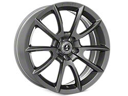 Charcoal Shelby Super Snake Wheels<br />('05-'09 Mustang)