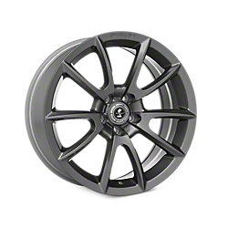Charcoal Shelby Super Snake Wheels 2015-2020