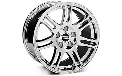 Chrome 10th Anniversary Style Wheels 2005-2009