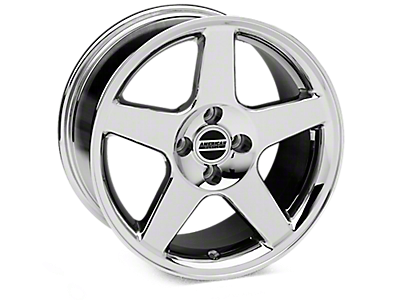 Chrome 2003 Cobra Wheel 1979-1993