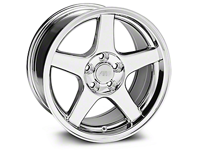 Chrome 2003 Cobra Wheels 1999-2004