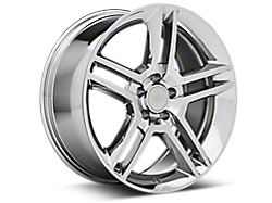 Chrome 2010 GT500 Style Wheels<br />('05-'09 Mustang)
