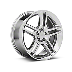 Chrome 2010 GT500 Style Wheels 1994-1998