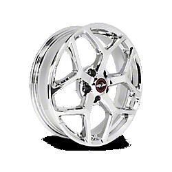Chrome Race Star 95 Recluse Wheels 2015-2020