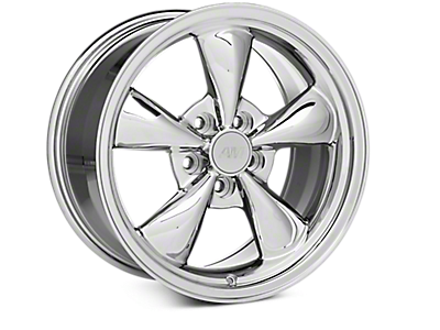 Chrome Bullitt Wheels 1999-2004