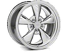Chrome Bullitt Wheels<br />('99-'04 Mustang)