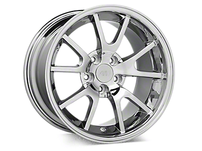 Chrome FR500 Wheels<br />('99-'04 Mustang)