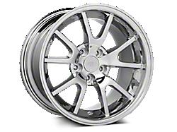 Chrome FR500 Wheels<br />('99-'04 Mustang)
