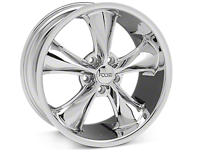 Chrome Foose Legend Wheels<br />('05-'09 Mustang)