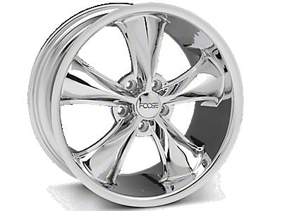 Chrome Foose Legend Wheels<br />('05-'09 Mustang)