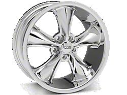 Chrome Foose Legend Wheels<br />('10-'14 Mustang)