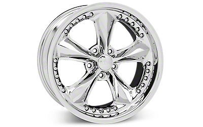 Chrome Foose Nitrous Wheels 2005-2009