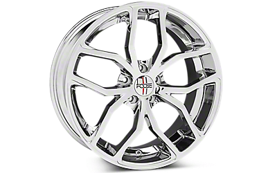 Chrome Foose Outcast Wheels 2005-2009