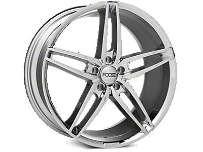 Chrome Foose Stallion Wheels<br />('10-'14 Mustang)