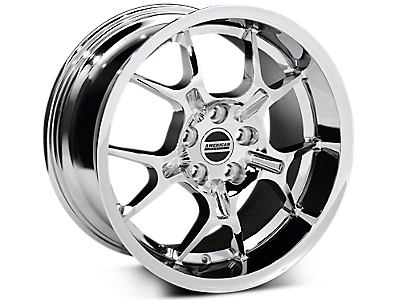 Chrome GT4 Wheel 1999-2004