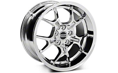 Chrome GT4 Wheels 2005-2009