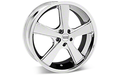 Chrome Nova Wheels 2005-2009