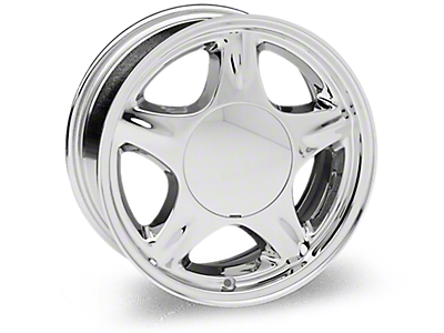 Chrome Pony Wheels 1979-1993
