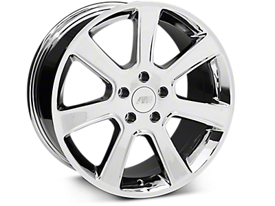 Chrome Saleen Style Wheels 2005-2009