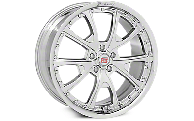 Chrome Shelby CS40 Wheels 2005-2009