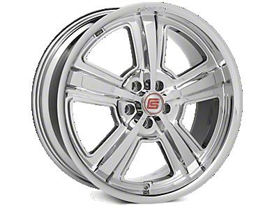 Chrome Shelby CS69 Wheels<br />('05-'09 Mustang)